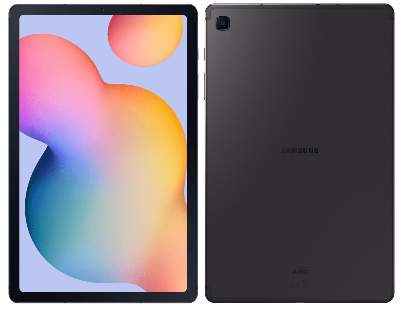 Galaxy Tab S6 Lite : la tablette accessible de Samsung se dévoile en rendus presse