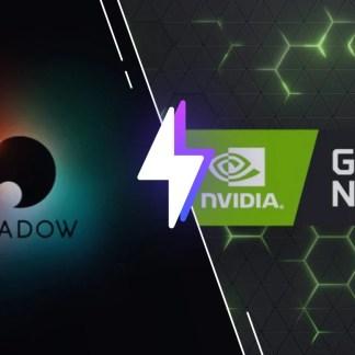 Shadow vs GeForce Now : quelle est la meilleure offre de cloud gaming ?
