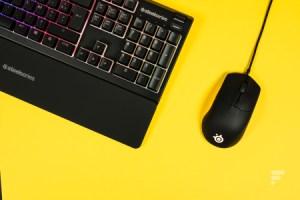 Test du SteelSeries Apex 3 : un clavier gamer à membrane convaincant