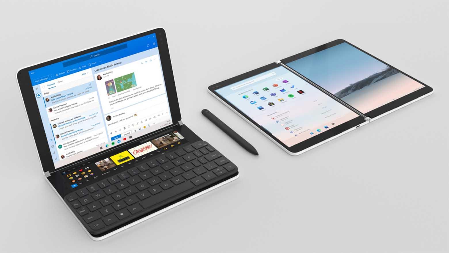 Microsoft : le développement de la Surface Neo en pause, mais le Duo serait à l'heure