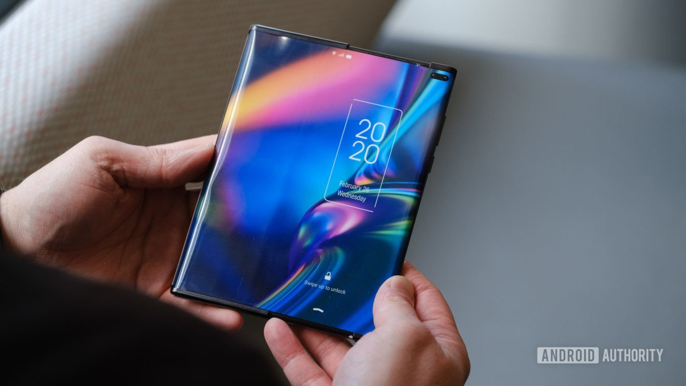 Ce séduisant design pourrait ringardiser les smartphones pliables