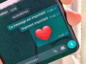 WhatsApp lance une nouvelle mesure pour limiter la propagation de rumeurs