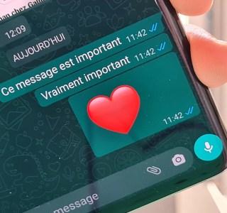 WhatsApp veut vous aider à libérer de la place sur votre smartphone
