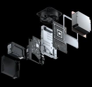 Xbox Series X : démos, caractéristiques, cartes mémoires SSD, Microsoft balance plein d'infos