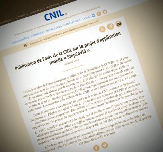 StopCovid : la CNIL appelle à la « vigilance » pour respecter la vie privée