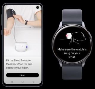 Samsung : les Galaxy Watch bientôt capables de surveiller votre tension