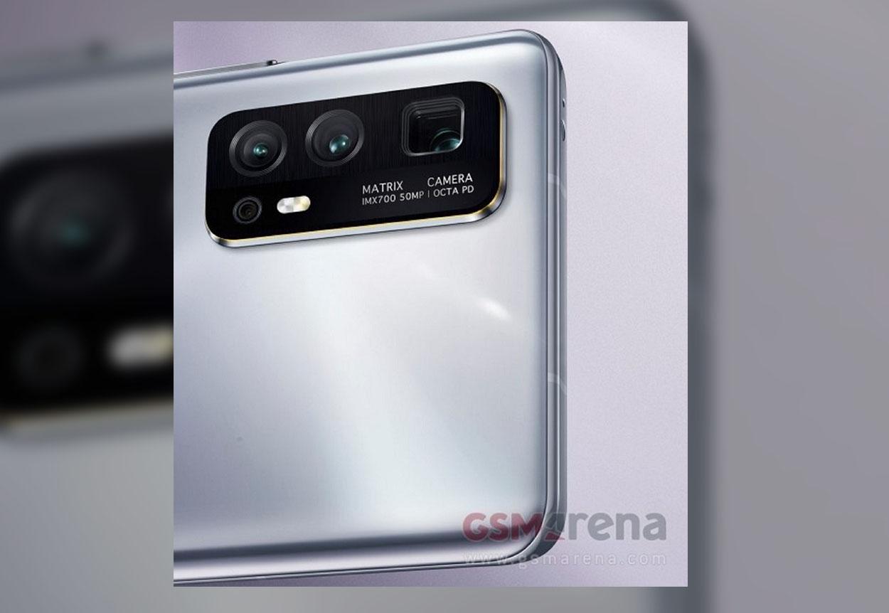 Le Honor 30 devrait embarquer le même capteur photo que le Huawei P40