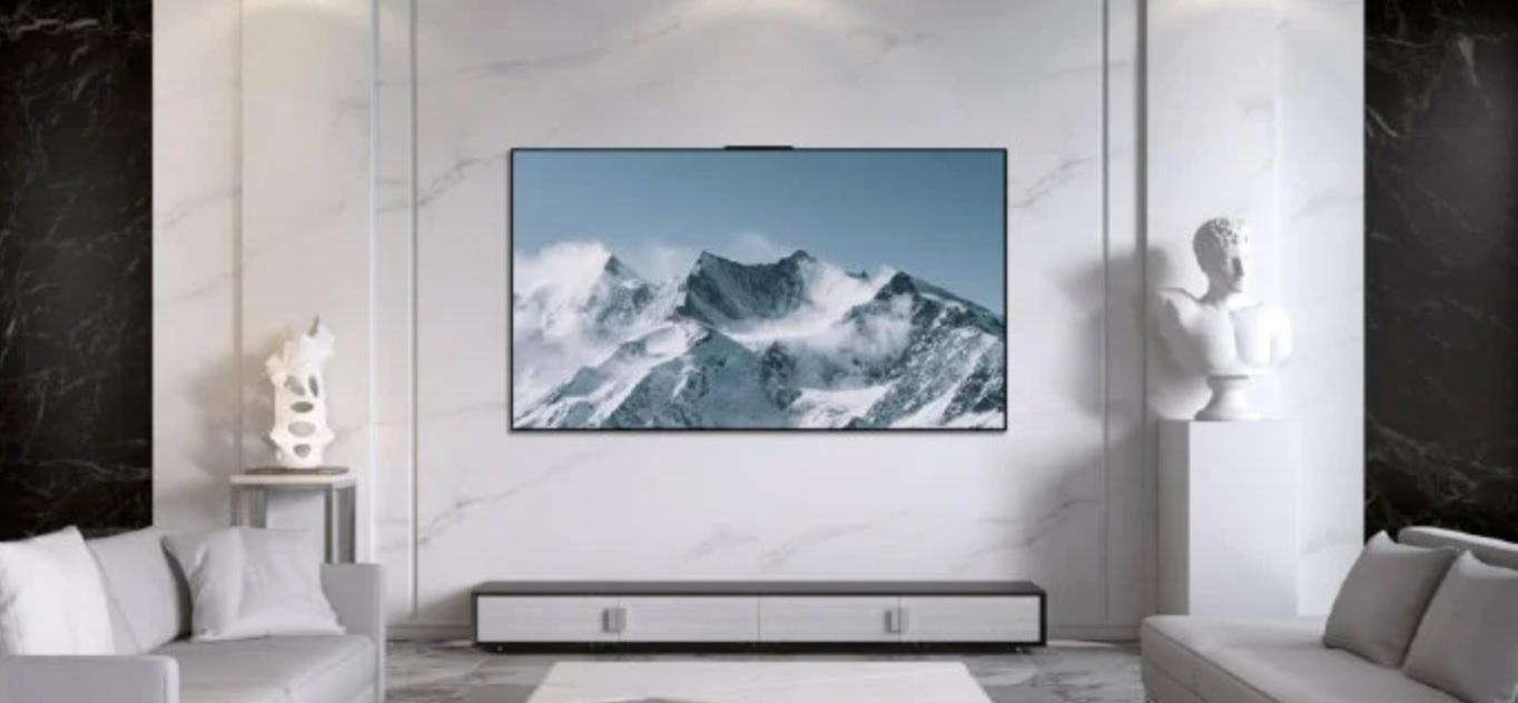 Huawei lance le téléviseur OLED qui pourrait vous faire aimer le confinement