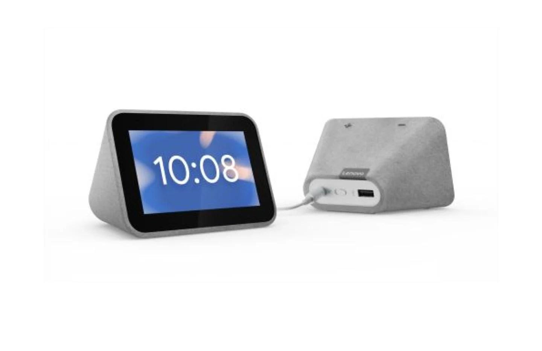 Le réveil connecté Lenovo Smart Clock avec 45 % de réduction