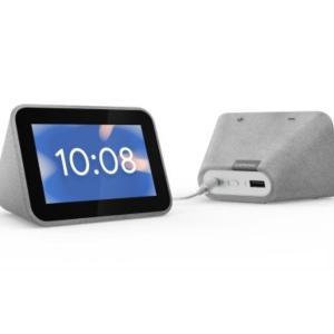 Le réveil connecté Lenovo Smart Clock avec 45% de réduction