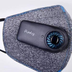 Xiaomi Mijia Purely : protégez-vous des particules fines avec ce masque anti-pollution
