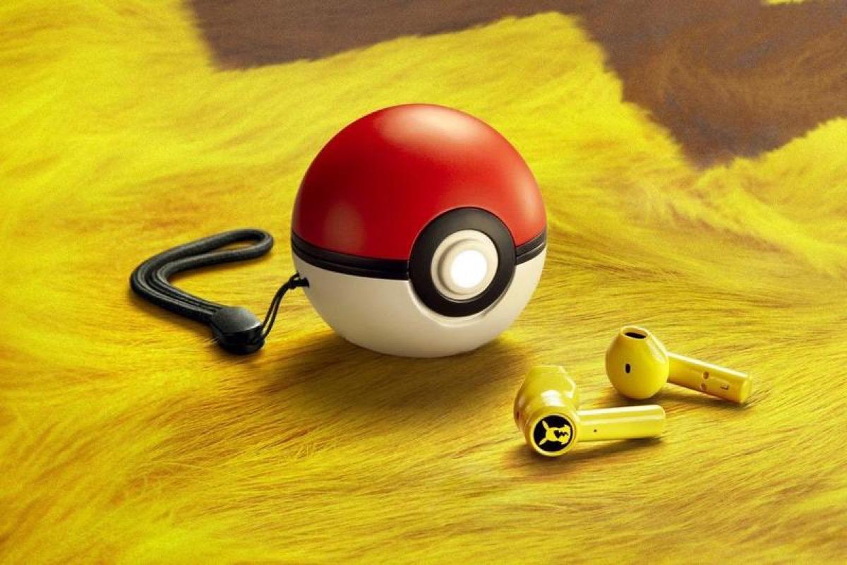 Razer lance des écouteurs sans fil Pikachu qui se rechargent dans une Pokéball
