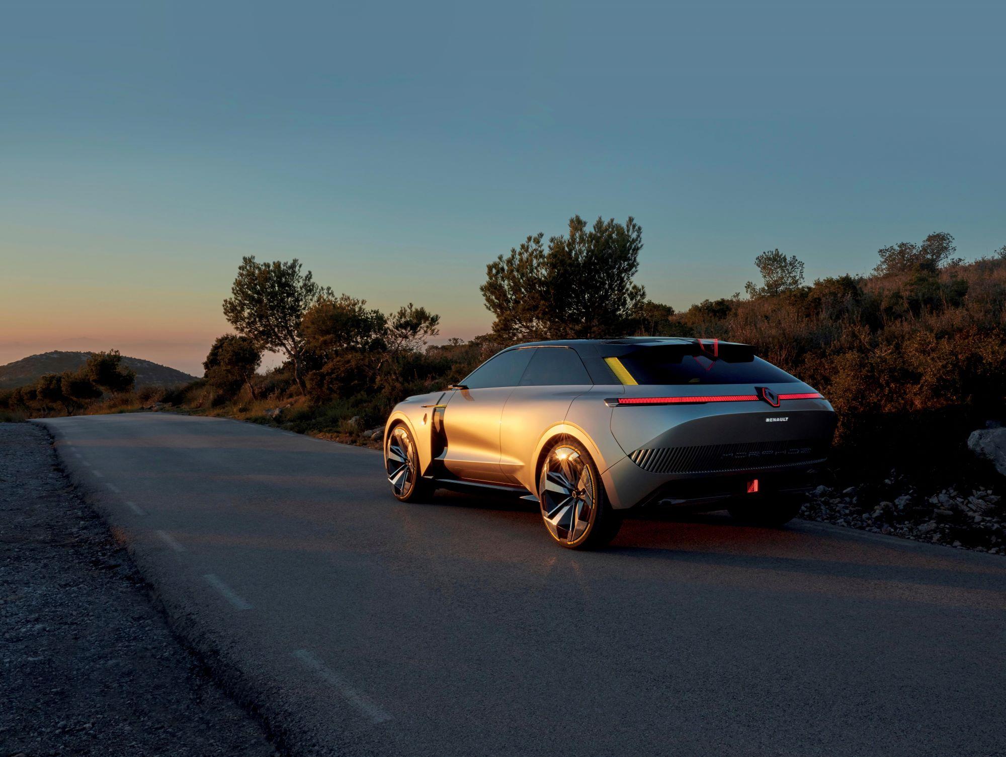 Renault concocterait un SUV électrique urbain de 600 km d'autonomie pour 2021