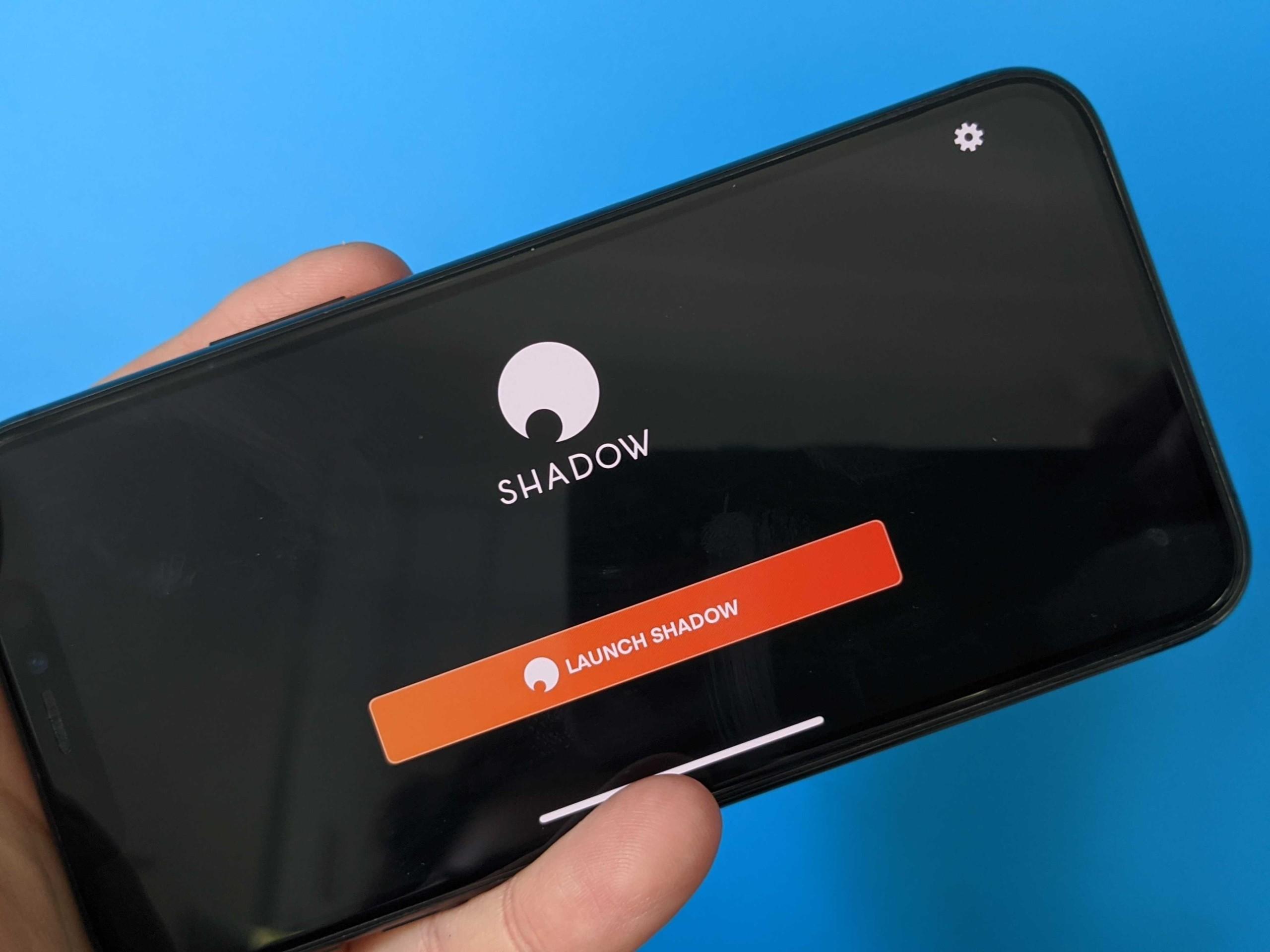 Shadow : voici un aperçu du retour de l'application sur iPhone et iPad