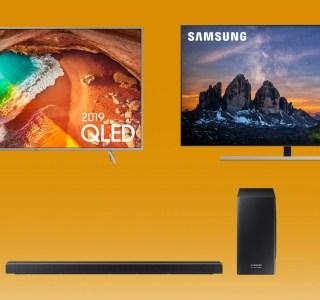 Barre de son et TV 4K/HDR Samsung en promotions : le home cinéma est plus accessible que jamais