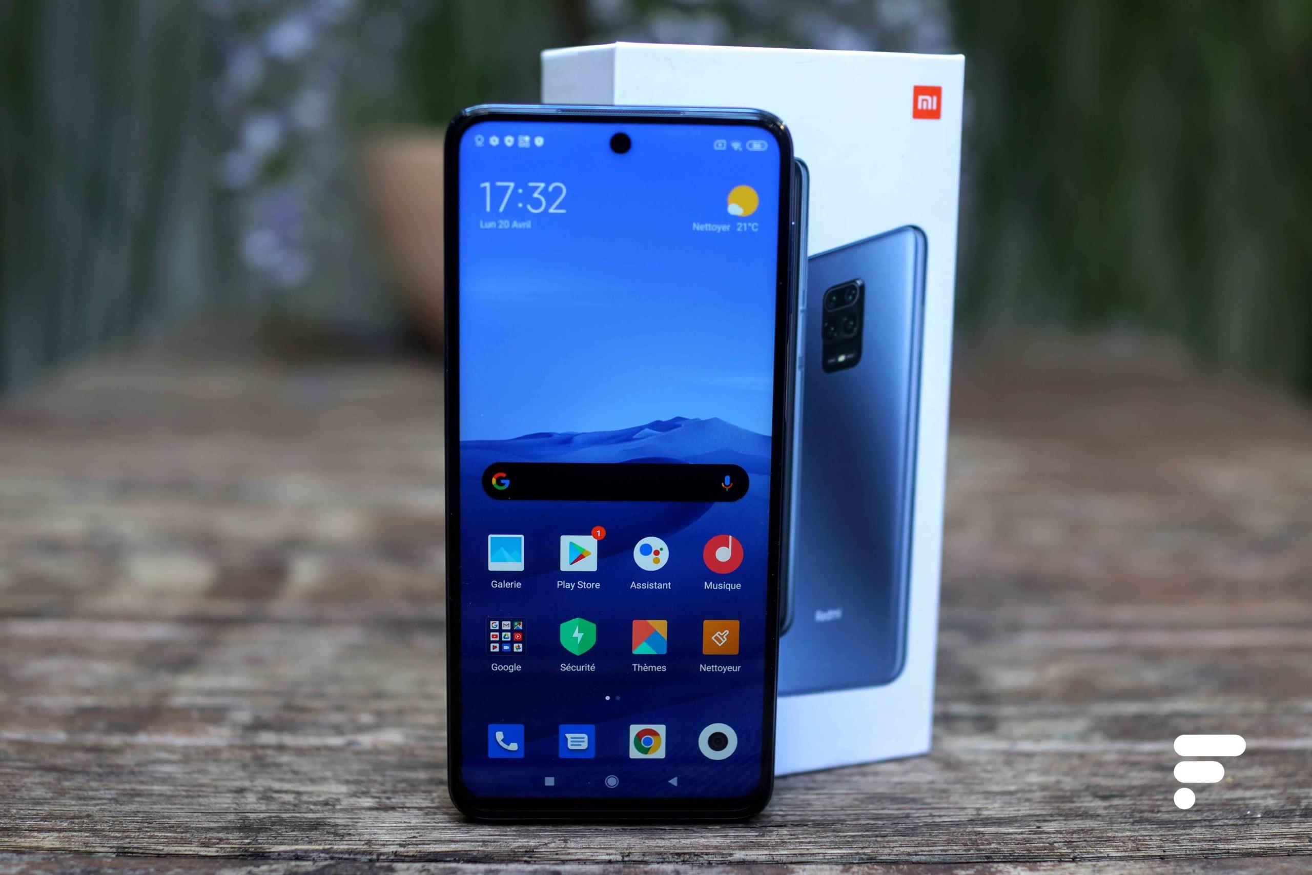 Le Redmi Note 10 arrive déjà, avec de la 5G et un écran OLED