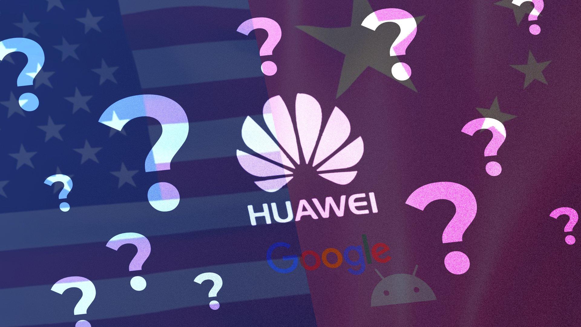 Huawei, Android, Google et les États-Unis: toutes les réponses à vos questions