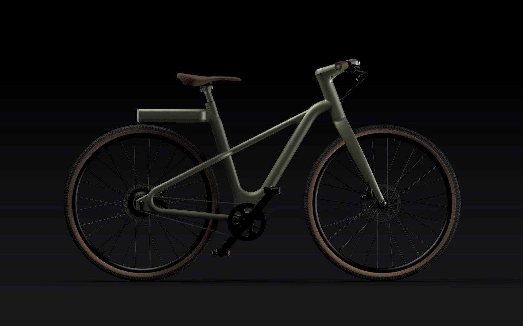 Angell /S: un vélo électrique plus confortable et une fabrication française