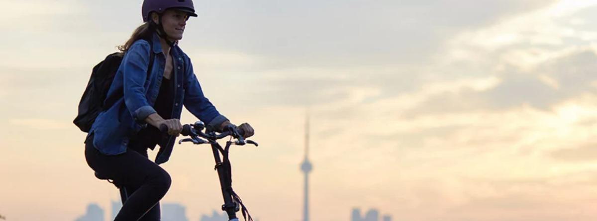 Avec Decathlon Rent, louez votre vélo électrique sans engagement à Paris ou à Lyon