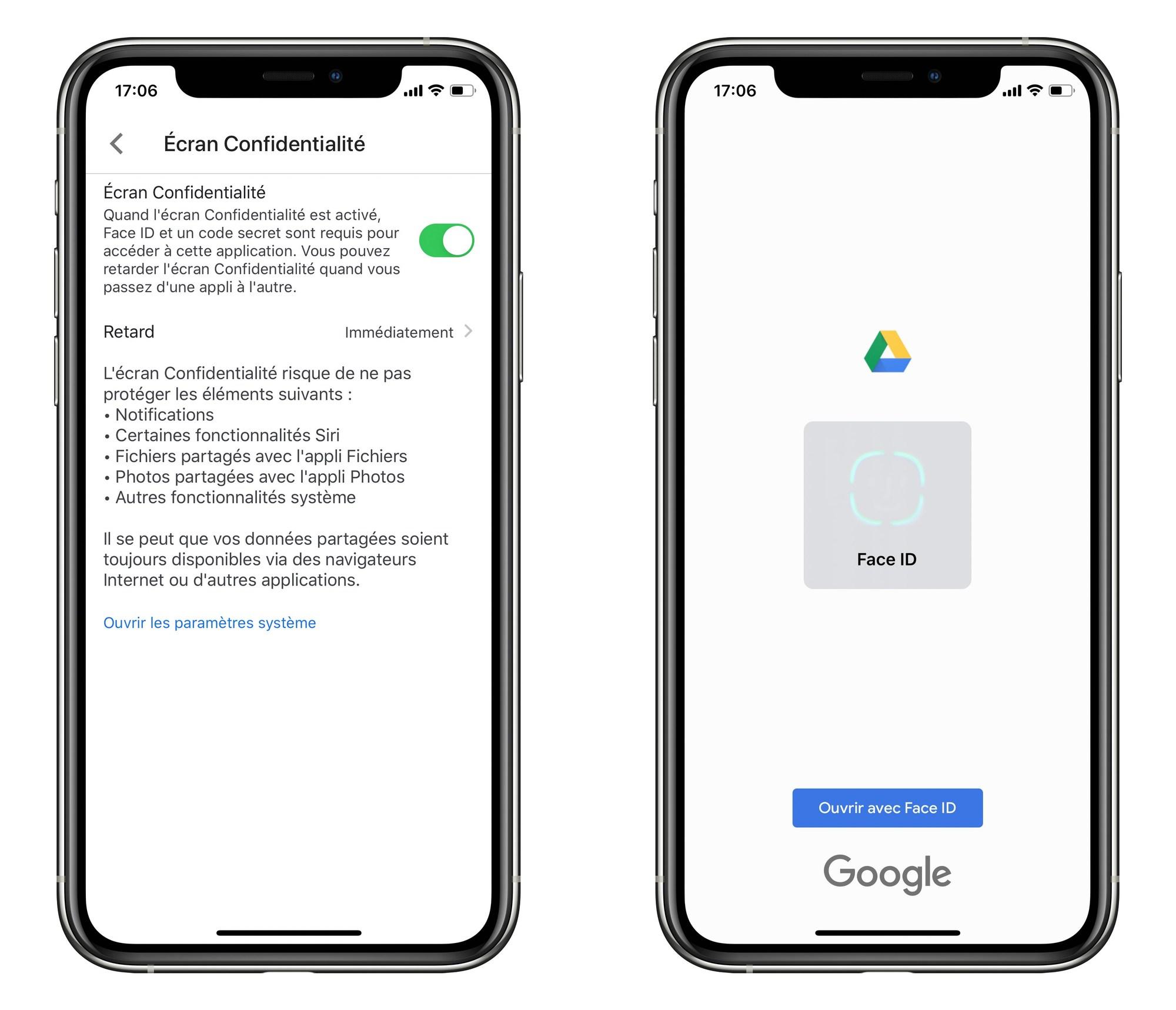 Google Drive : enfin une option d'identification pour protéger ses fichiers… mais juste sur iPhone et iPad