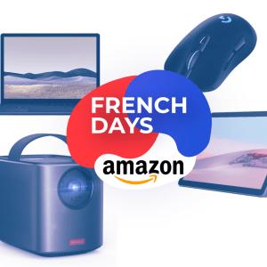 Amazon : notre TOP 10 des meilleures offres Tech pour les French Days