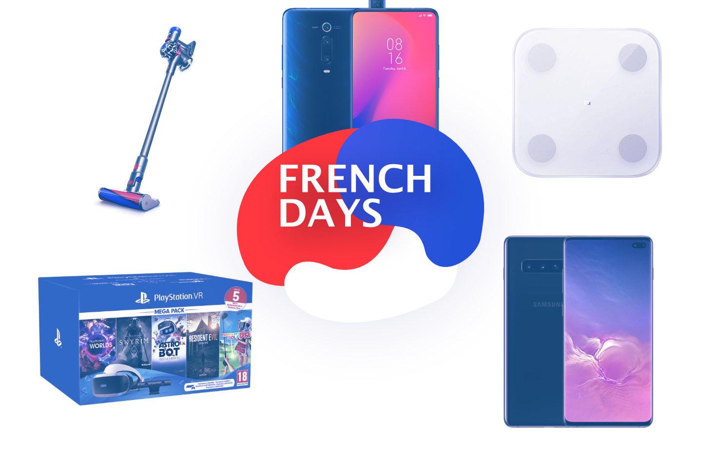 French Days : du Galaxy S10 au PS VR, voici les meilleures promotions proposées par Cdiscount