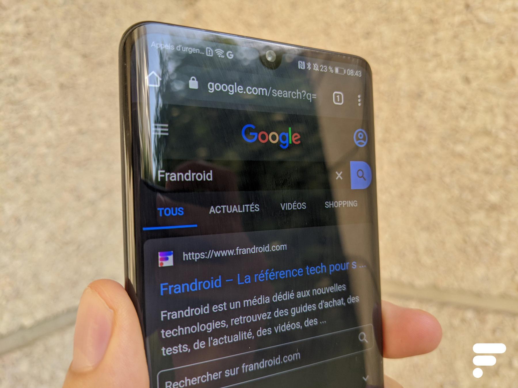 Google Chrome sur Android pourrait jouer les ex toxiques dans vos notifications