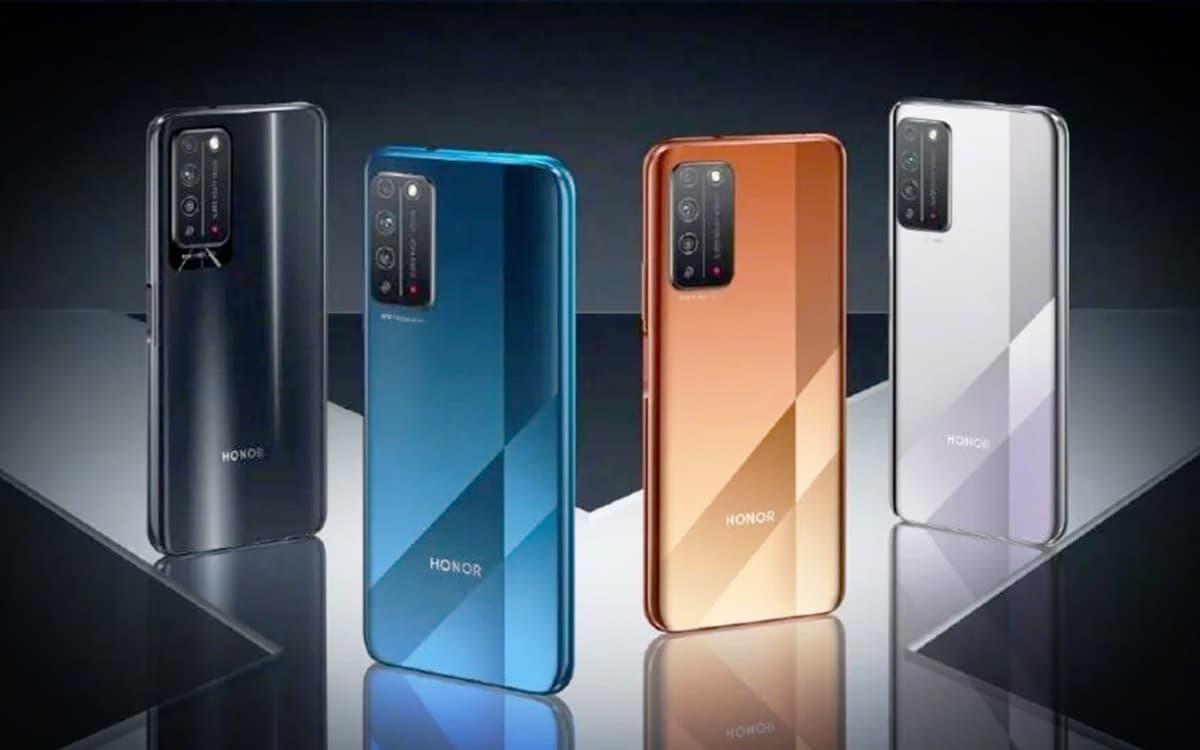 Le Honor 10X est officiel : un smartphone milieu de gamme musclé et abordable
