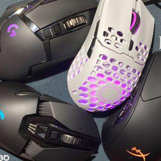 Quelles sont les meilleures souris gamer en 2021 ?