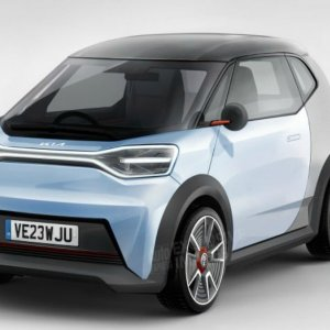 Kia travaillerait sur une micro-citadine électrique inspirée de la Citroën Ami sans permis