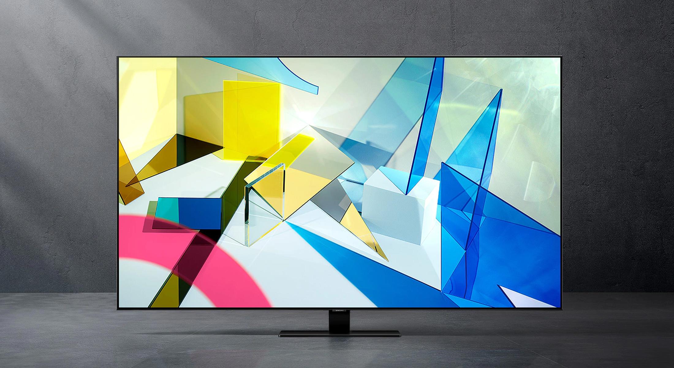 ODR et remises immédiates les meilleurs téléviseurs QLED de Samsung, de l'entrée de gamme à la 8K