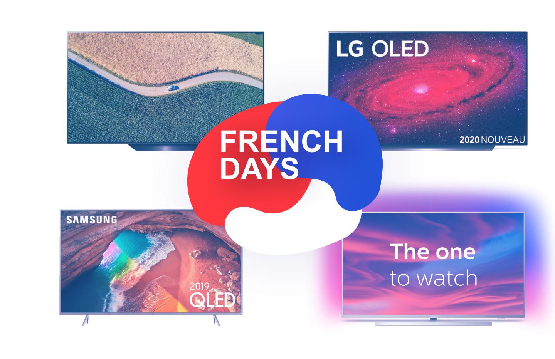 Les meilleures offres TV des French Days 2020