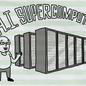 Microsoft dévoile son superordinateur: 285000 cœurs, 10000GPU et 400Gbit/s