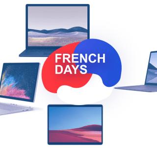 Notre top 3 des offres Microsoft Surface d'Amazon pour les French Days