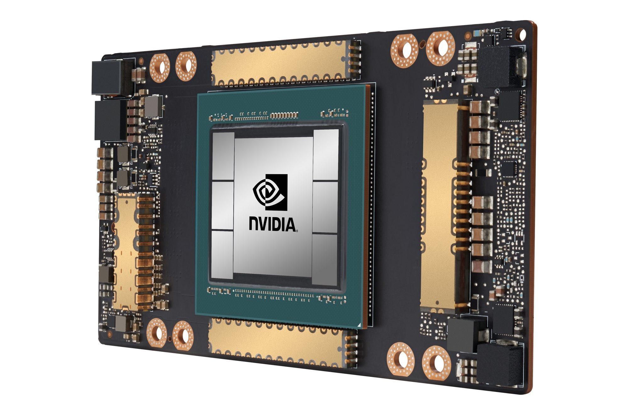 Nvidia Lovelace : la GeForce RTX 4080 offrirait 81 TFlops, plus du double des performances de la RTX 3090