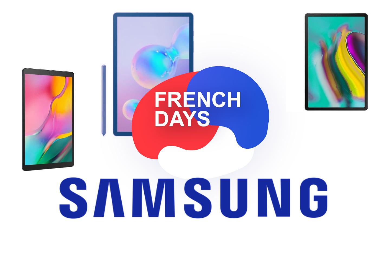 Galaxy Tab S6, S5e ou A : les tablettes Samsung sont à prix cassé pour les French Days