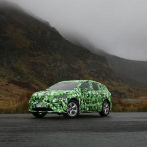 Škoda officialise l'ENYAQ iV : 500 km d'autonomie pour son premier SUV électrique