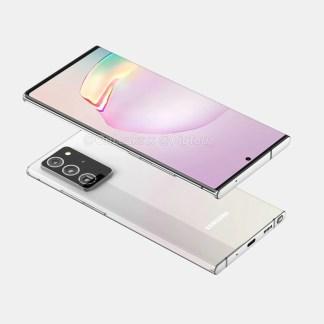 Galaxy Note 20 : Samsung pourrait dévoiler sept nouveaux produits le 5 août