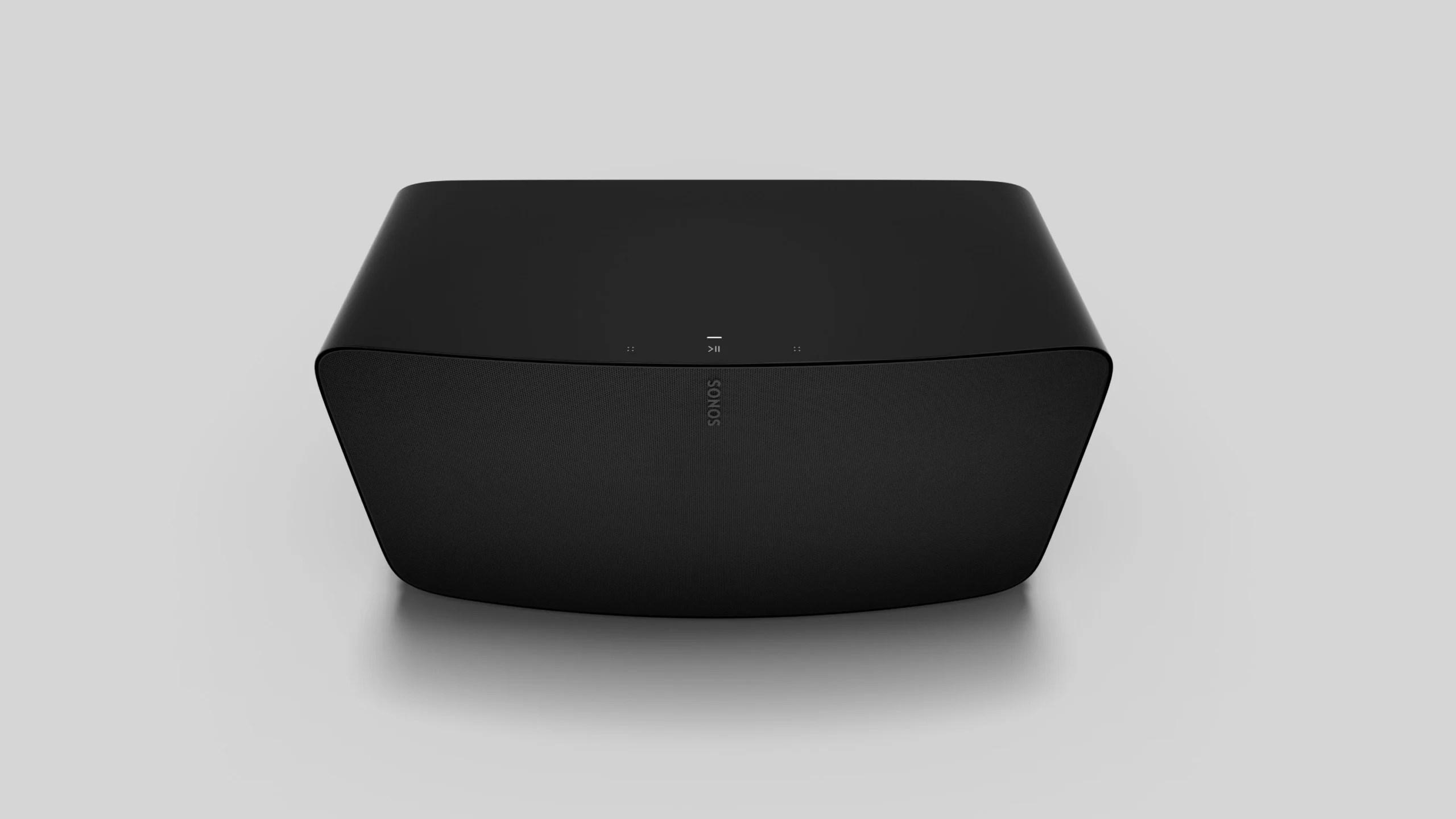 Sonos annonce les Sub (Gen 3) et Sonos Five, ainsi qu'une toute nouvelle application