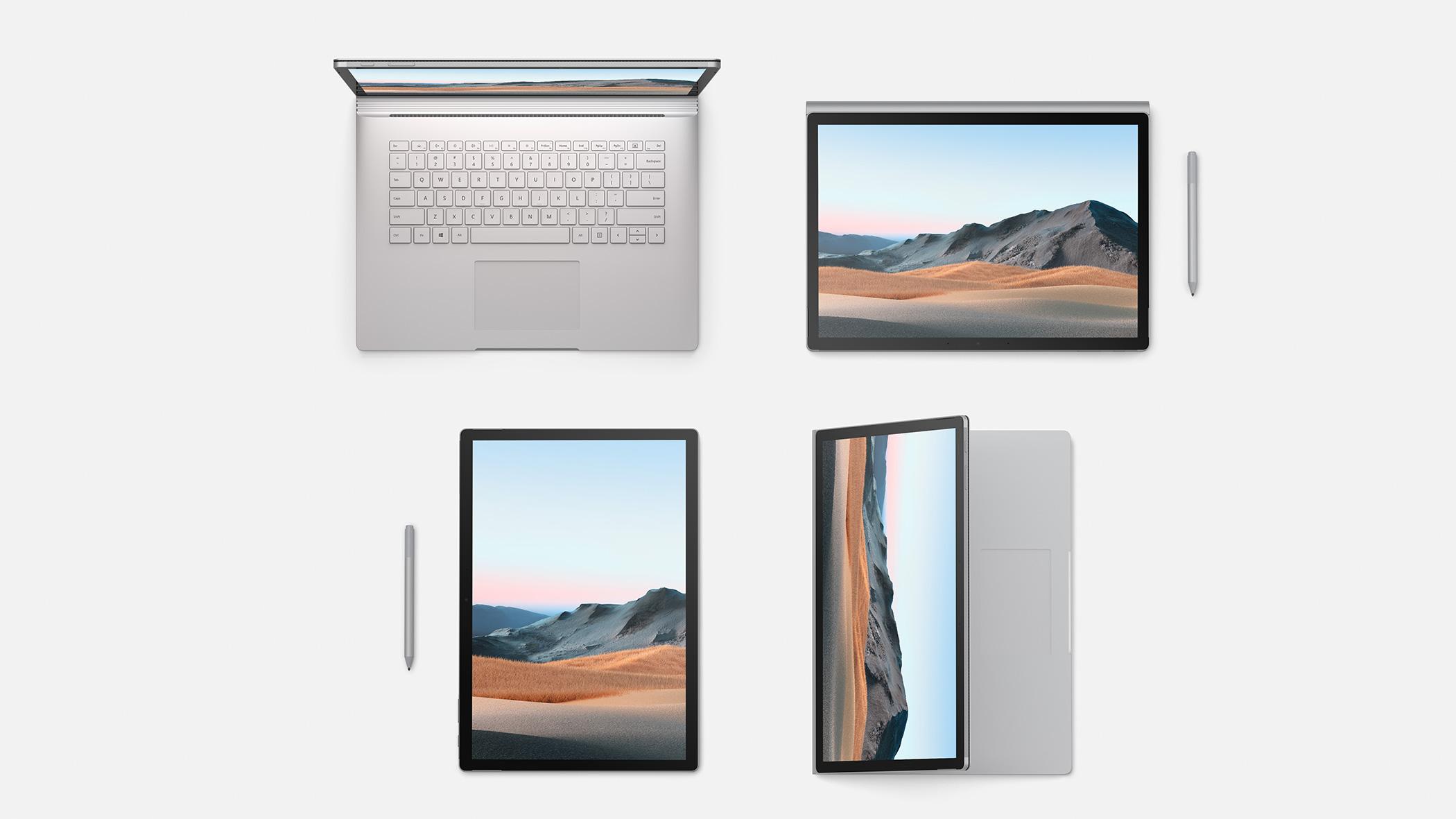 Pourquoi Microsoft ne veut pas d'écrans 4K dans ses Surface