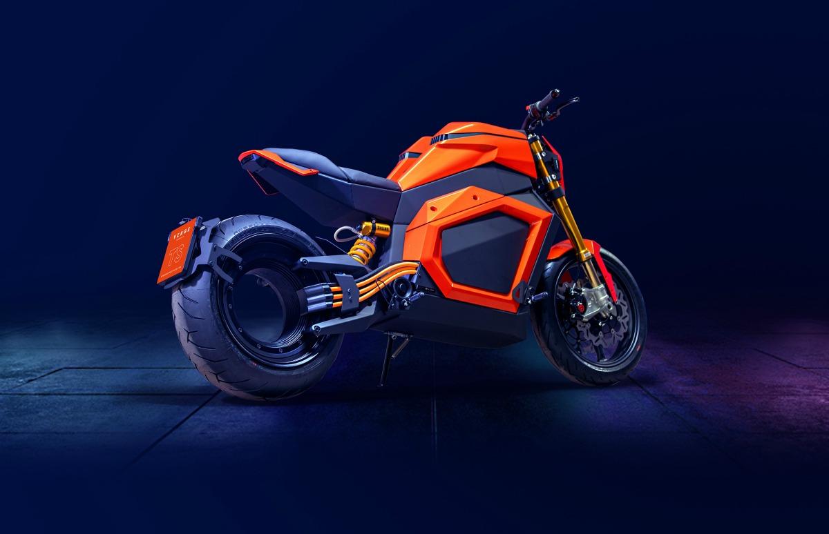 Verge TS : prix inchangé, mais performances boostées pour cette moto électrique