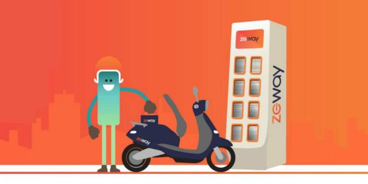 ZEWAY et ses scooters électriques à batterie amovible se lanceront à Paris dès septembre