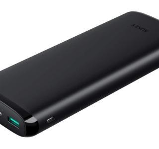 La batterie externe 20 000 mAh d'Aukey est en vente flash à moins de 20 euros