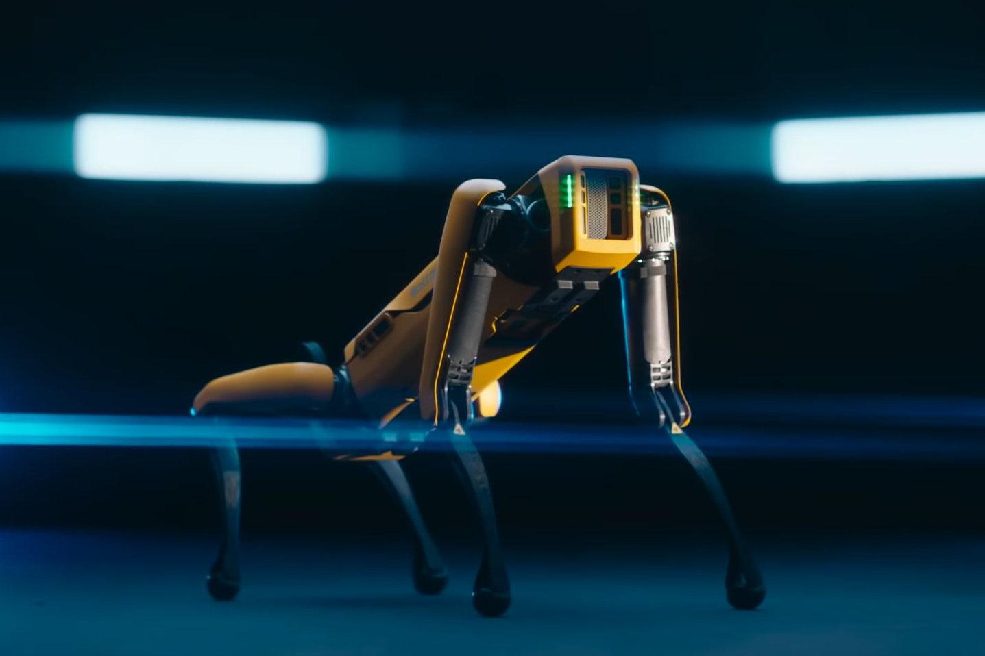 Boston Dynamics met en vente libre ses robots-chiens