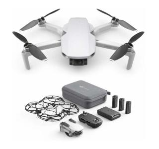 L'édition « Fly More Combo » du drone DJI Mavic Mini est enfin en promotion