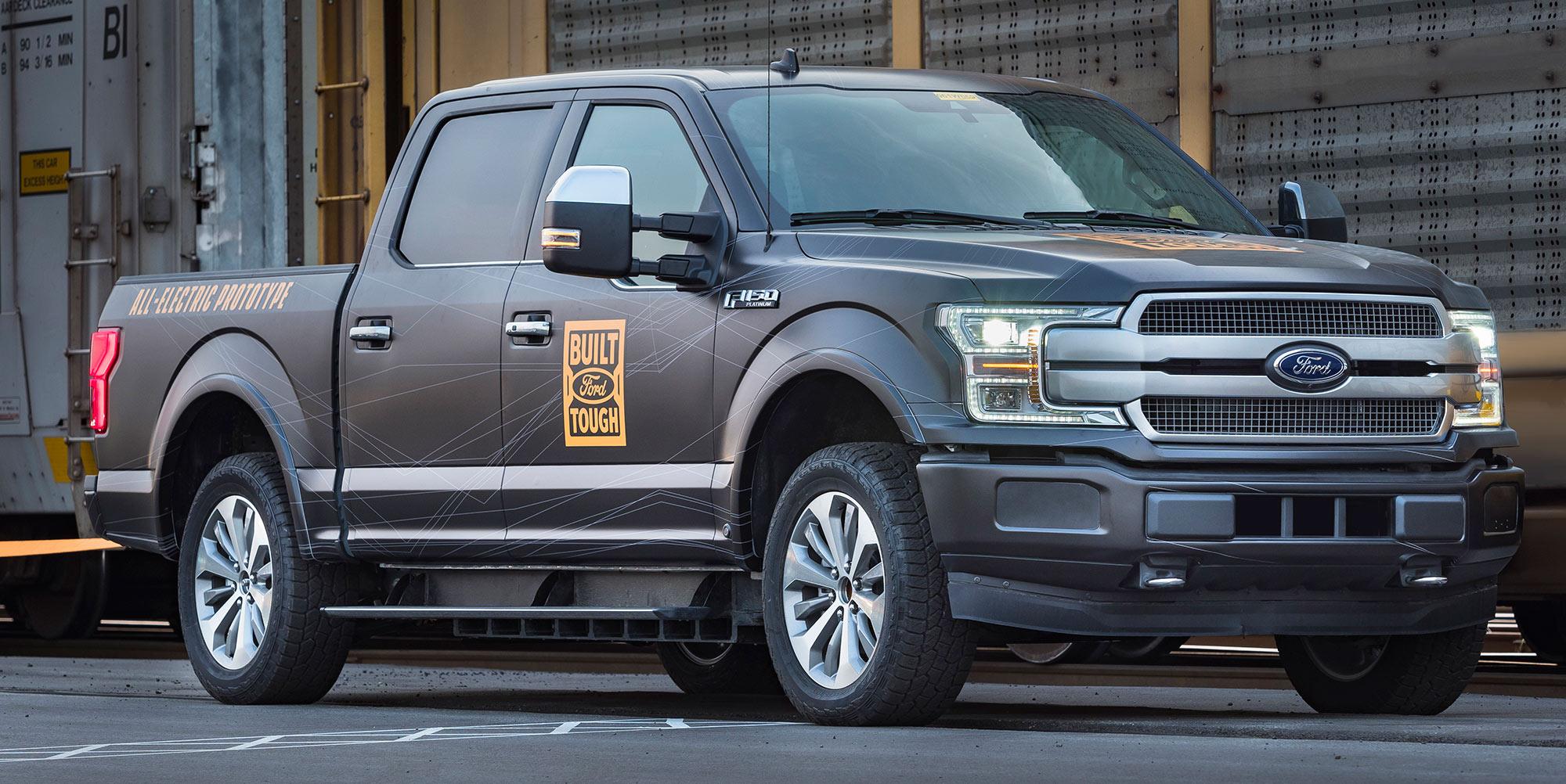 Ford : retardé, son pick-up électrique va prendre du retard sur la concurrence