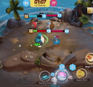 Pokémon Unite: un nouveau jeu pour s'affronter en équipes sur smartphone et Nintendo Switch