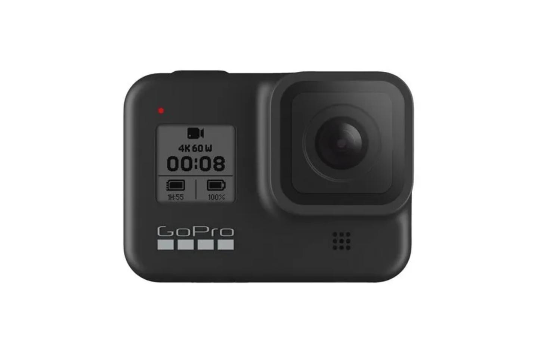 Vous ne partirez pas en vacances sans GoPro grâce à cette remise de 40 % sur la Hero8 Black