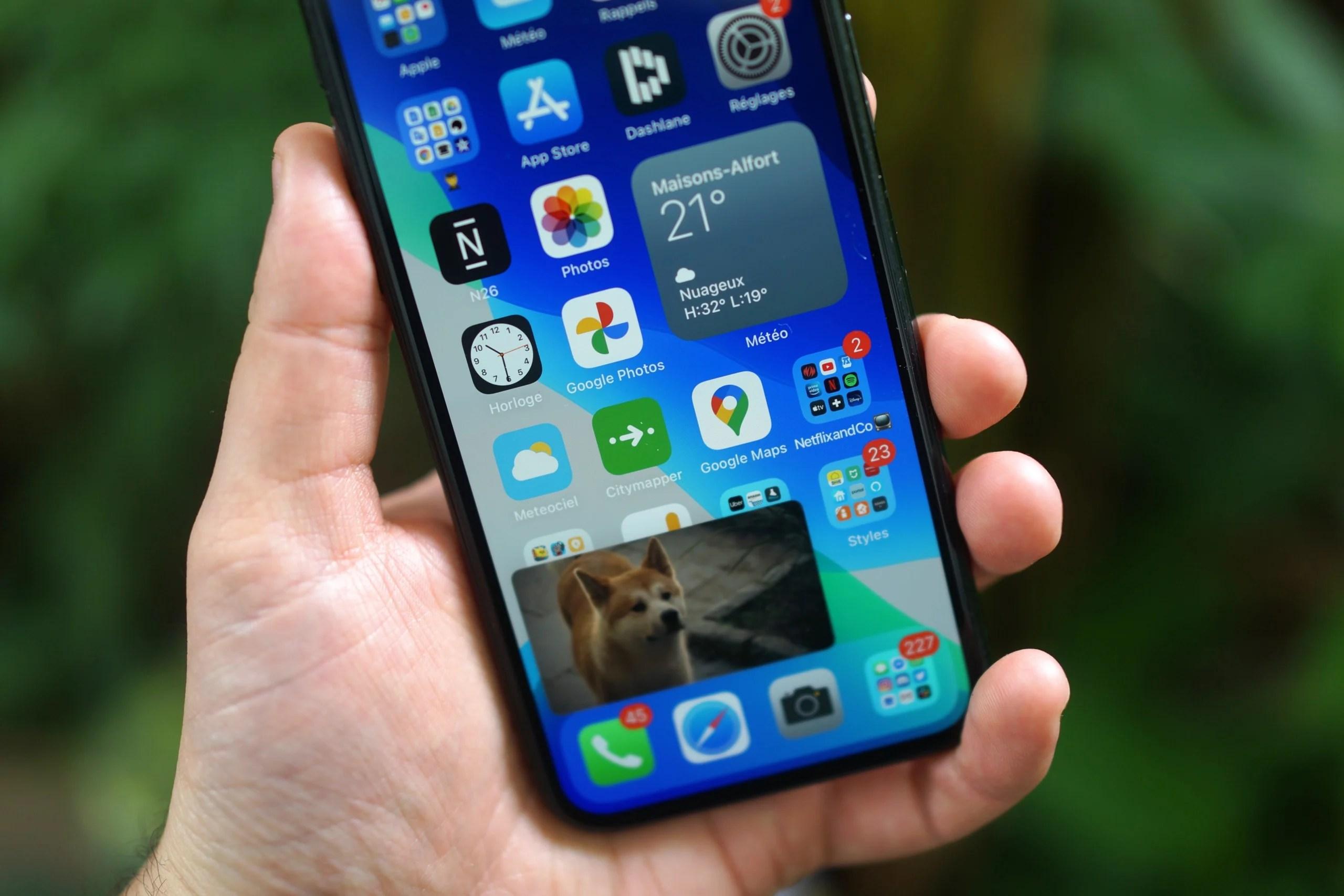 Nous avons installé la bêta d'iOS 14 sur iPhone, découvrez les principales nouveautés