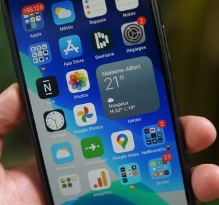 iOS 14: les apps des développeurs tiers ne sont pas prêtes